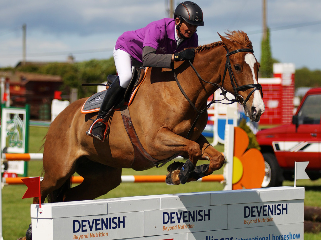mullingar international horse show francis connors 2