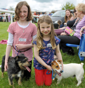 Mullingar International Horse Show - Dog Show