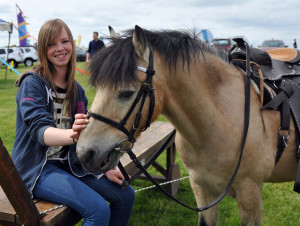 Mullingar International Horse Show - pony love