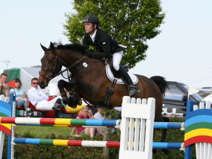 Scott Brash (UK) Mullingar Mullingar International Grand Prix Winner 2009