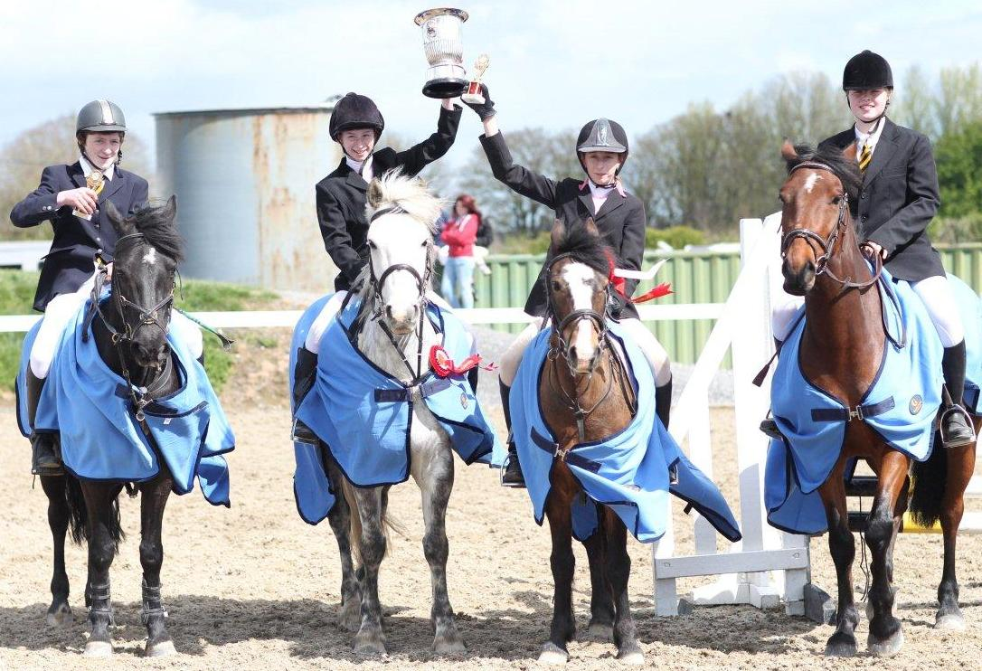 Schools Show Jumping / March 24th