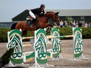 Alexander Butler New Heights Mullingar CSI2* International Grand Prize Winner