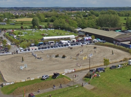 'TRI' SJI Horse & Pony Summer League + UNREGISTERED JUMPING