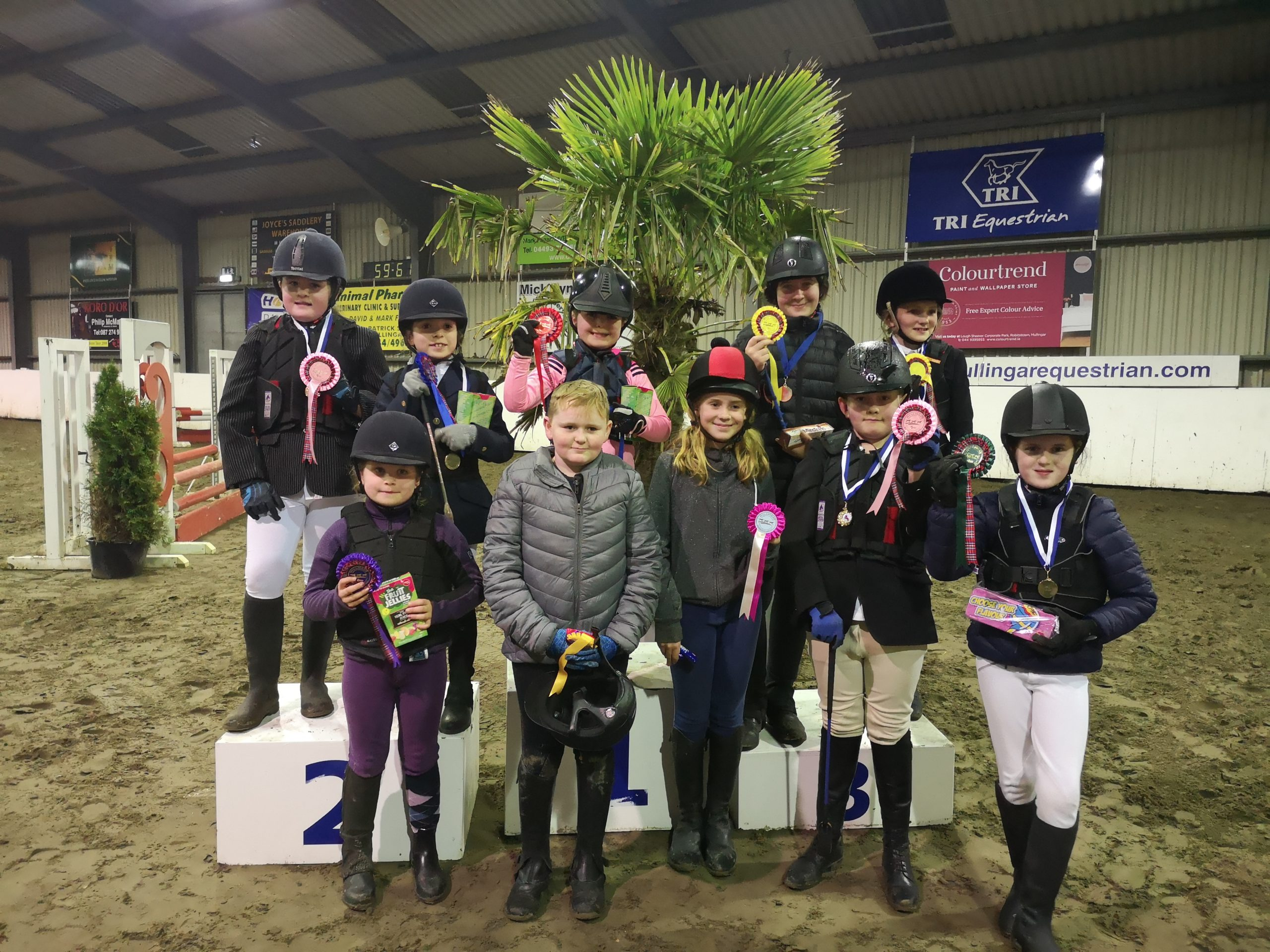Friday Night Indoor Showjumping League