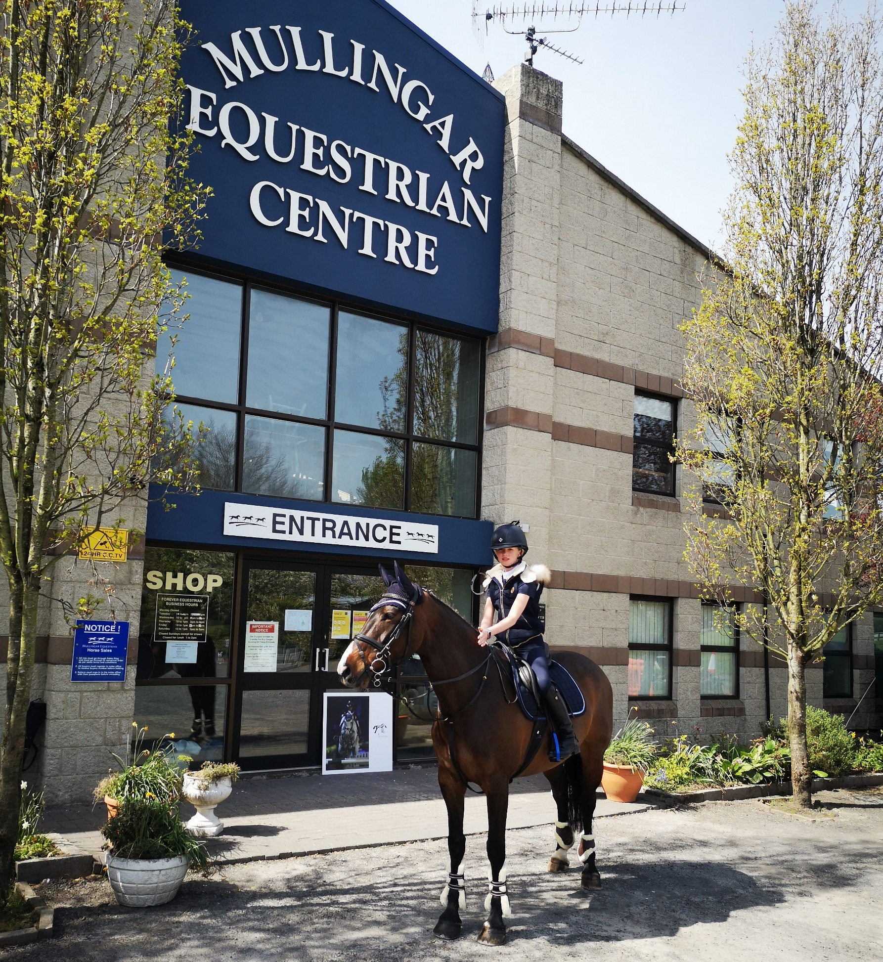 FOREVER EQUESTRIAN Clothing, Tack & Feed Store is now ONLINE
